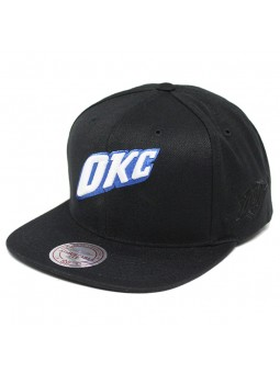 Gorra Oklahoma City THUNDER NBA Elements Mitchell & Ness