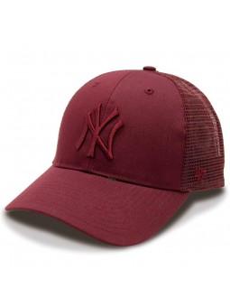 Gorra NEW YORK YANKEES MLB Trucker burdeos 47 Brand