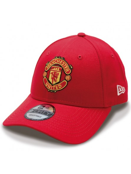 MANCHESTER UNITED 9FORTY New Era red Cap 524a7fed280