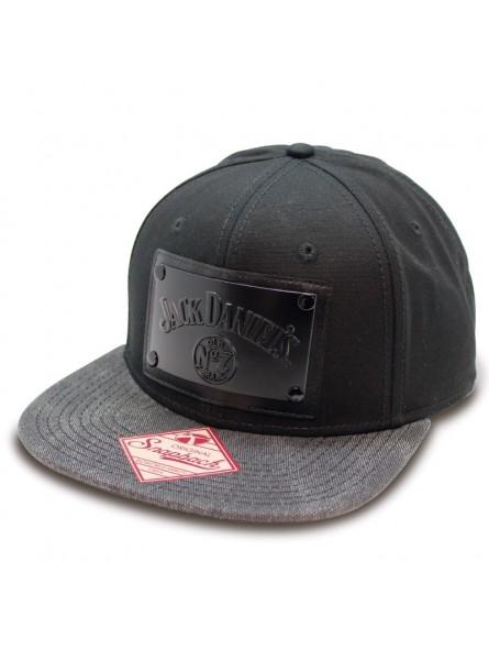JACK DANIEL'S PLACA CAP