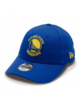 Golden State WARRIORS NBA The League Basic New Era royal YOUTH Cap