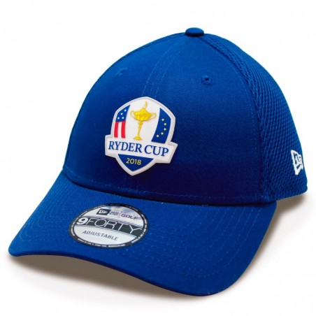 RYDER CUP 2018 Spacer Mesh 9Forty New Era royal Cap