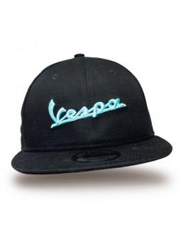 VESPA 9fifty New Era blac s/m Cap