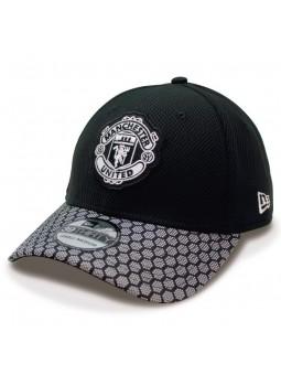 Gorra Manchester United Stretch 39Thirty New Era negro