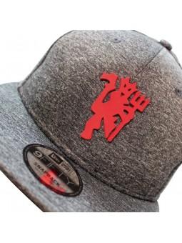 Gorra Manchester United Red Evil 9fifty New Era grey