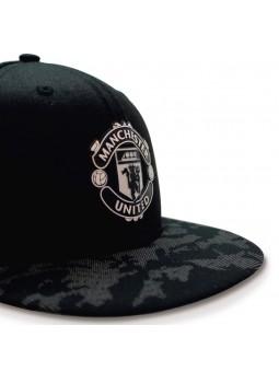 Gorra Manchester United Reflect Camo 9fifty New Era negro
