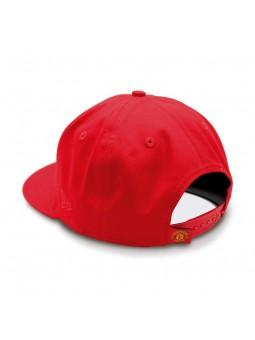 Gorra Manchester United Gel Infill Snapback 9fifty New Era rojo
