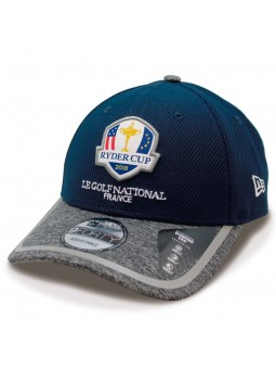 Gorra RYDER CUP 2018 Reflective 9Forty New Era marino gris