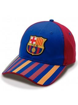 Gorra FCB Barça Estel royal