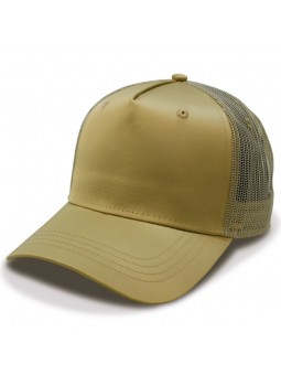 Top Hats Meme Trucker Gold Cap