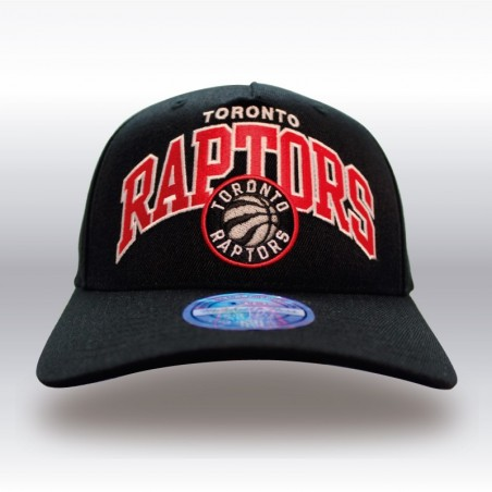 Toronto Raptors NBA Aframe Mitchell & Ness black Cap