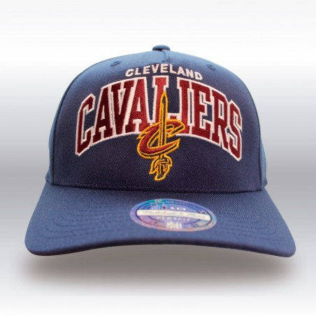 Cleveland Cavaliers NBA Aframe Mitchell & Ness navy Cap