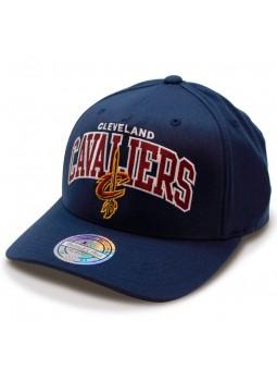 Gorra Cleveland Cavaliers NBA Aframe Mitchell & Ness marino