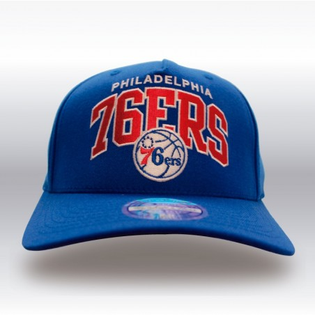 Gorra Philadelphia 76ers NBA Aframe Mitchell & Ness royal