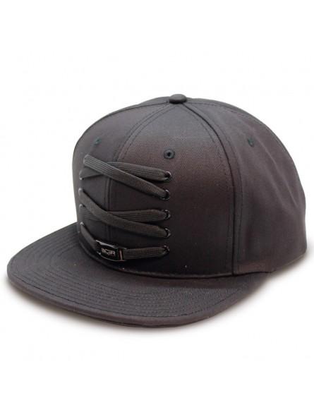 Lacer snapback black Cap 49484765cf69