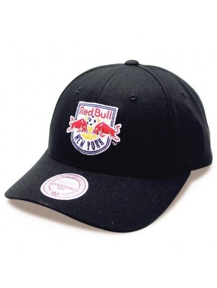 Red Bull New York Intl228 Mitchell & Ness black cap
