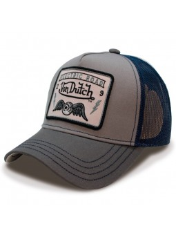 Von Dutch Square 3B trucker gray Cap