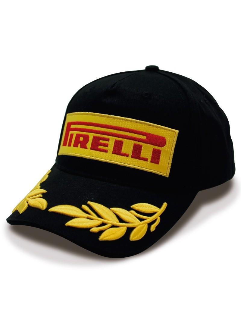 Official Pirelli Champions Podium Cap