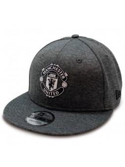 Gorra Manchester United Shadow Tech 9fifty New Era gris