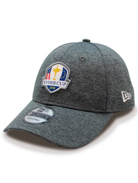 RYDER CUP 2018 Shadow Tech 9Forty New Era heather grey Cap
