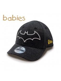 Gorra de Bebé Batman Character Jersey New Era negro