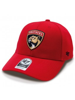 Gorra Florida Panthers NHL 47 Brand rojo