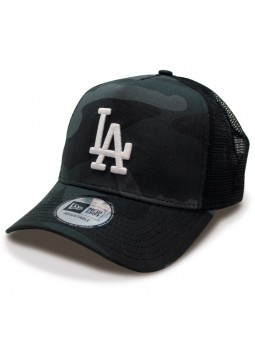 Los Angeles Dodgers MLB Trucker Camouflage Cap