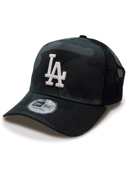 6a6fda92db9d7 Los Angeles Dodgers MLB Trucker Camouflage Cap