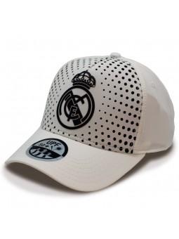 Real Madrid N15 white cap