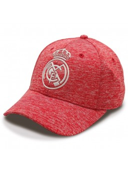 Gorra Real Madrid Melange Woman rojo