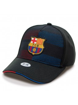 Gorra FCB Barça Grid 1 negro
