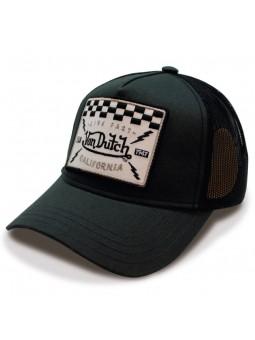 Von Dutch Square 8B trucker black Cap