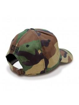 Gorra Freedom Curverd CAYLER & SONS camuflaje