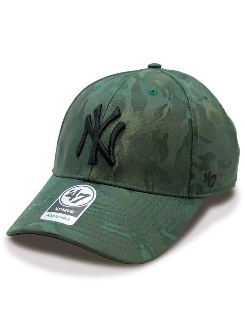 New York Yankees MLB 47' Brand olive green camouflage