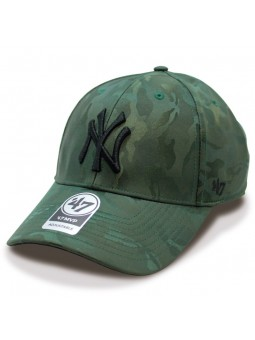 New York Yankees MLB 47' Brand olive green camouflage
