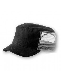 ARMY MESH Atlantis black Cap