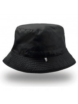 Sombrero POCKET Atlantis negro/gris