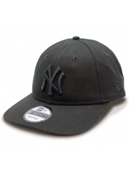 New York Yankees Packable / Plegable New Era black Cap