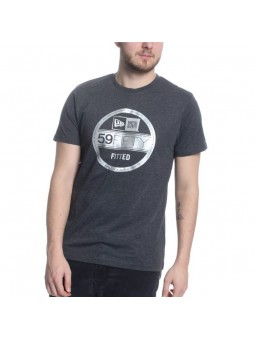 Camiseta NEW ERA Visor Sticker 59fifty Negro f88ed8f974a