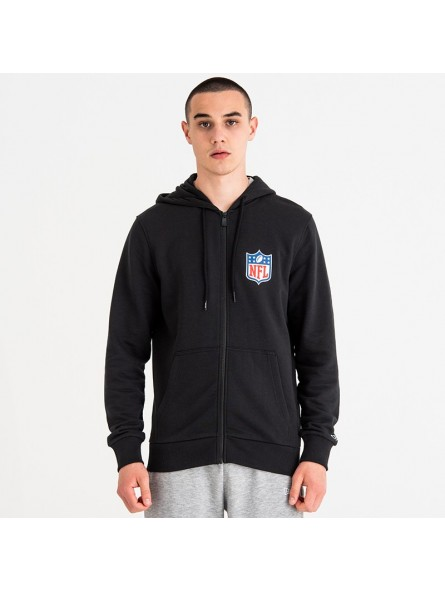 check out 586ae eff77 NEW ERA NFL League black hoodie