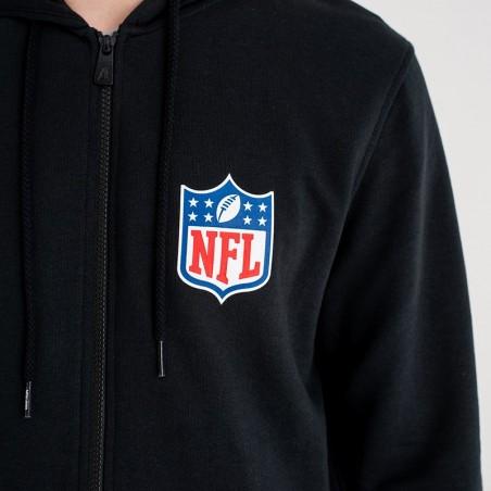 Sudadera NEW ERA NFL League negro