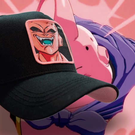 BUU Dragon Ball black Trucker Cap