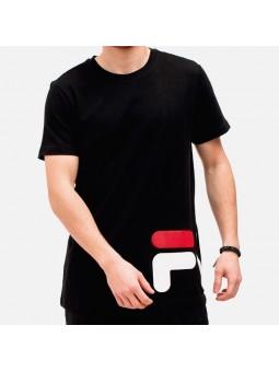 Camiseta FILA Eamon negro