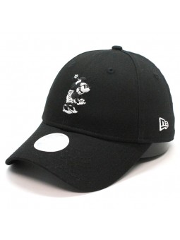 Minnie MOUSE 9FORTY New Era Women Black Cap