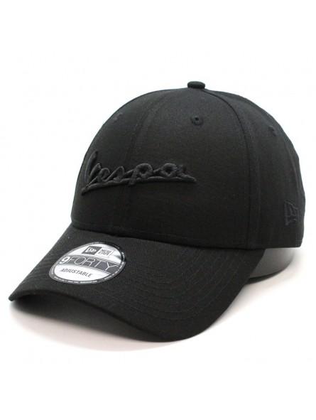 VESPA 9forty New Era black Cap