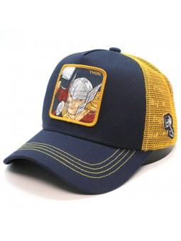 THOR Marvel navy/orange trucker Cap
