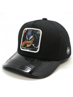 VENOM Marvel black Cap