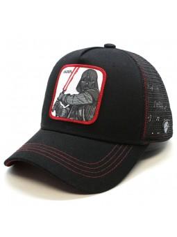 Gorra de rejilla DARTH VADER star wars de color negro
