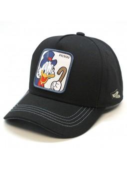 PICSOU Disney black Cap