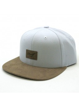Reell Suede light blue Cap